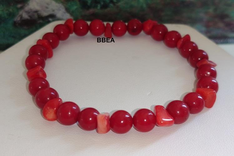 Bracelet corail 3 6