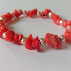 Bracelet corail 3 7