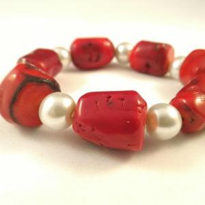 Bracelet corail 3