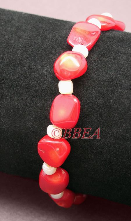 Bracelet corail 3228