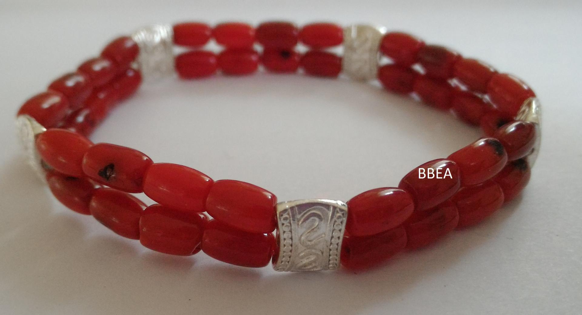 Bracelet corail 4 1