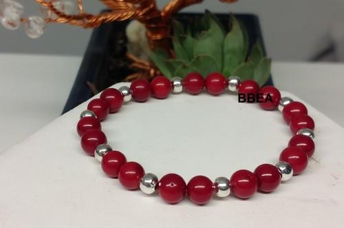 Bracelet corail 6