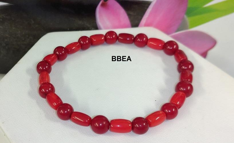 Bracelet corail 7
