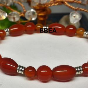Bracelet cornaline 2 3