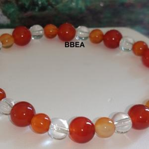 Bracelet cornaline 2 5