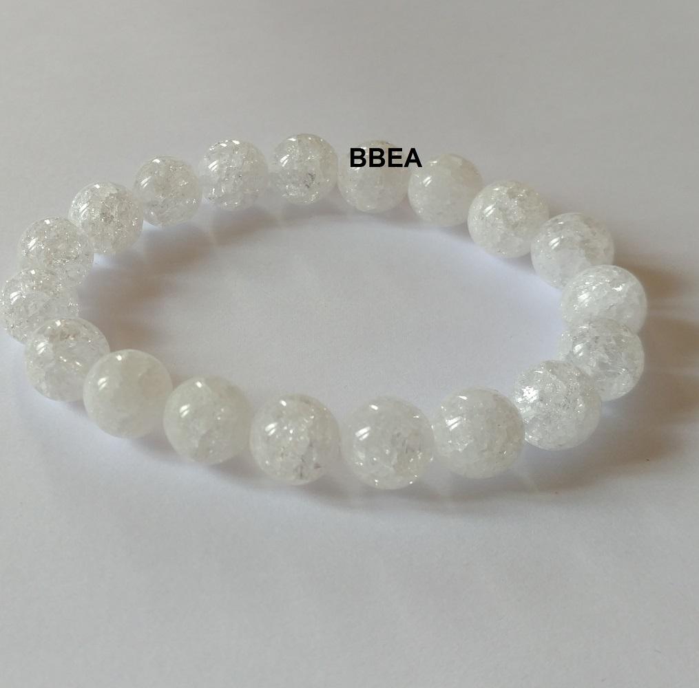 Bracelet cristal eclate 1