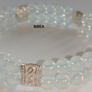 Bracelet double opalite
