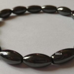 Bracelet hematite 11 1