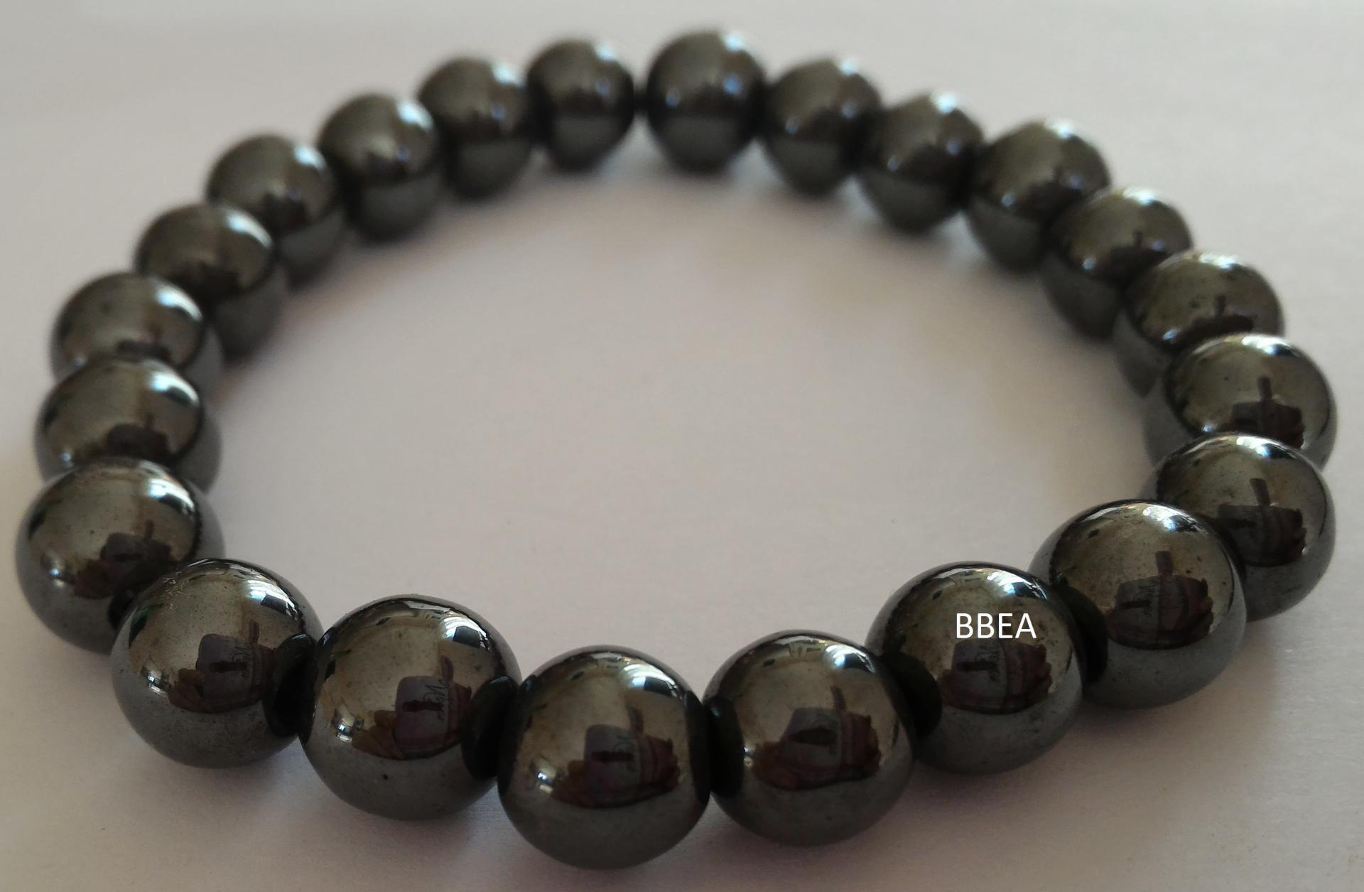 Bracelet hematite 11