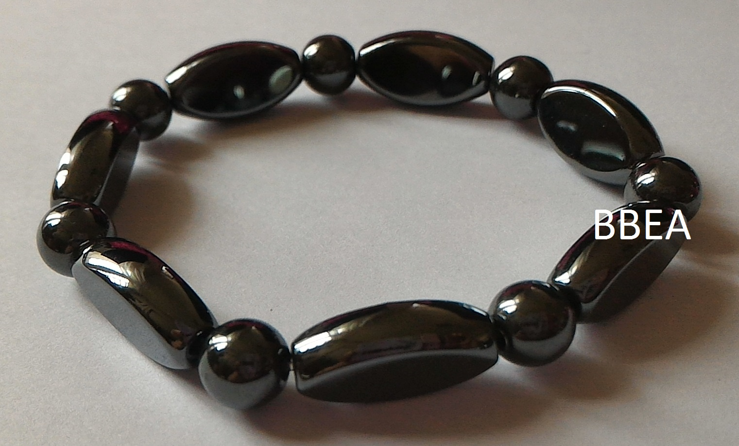 Bracelet hematite 14 1