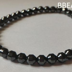 Bracelet hematite 16
