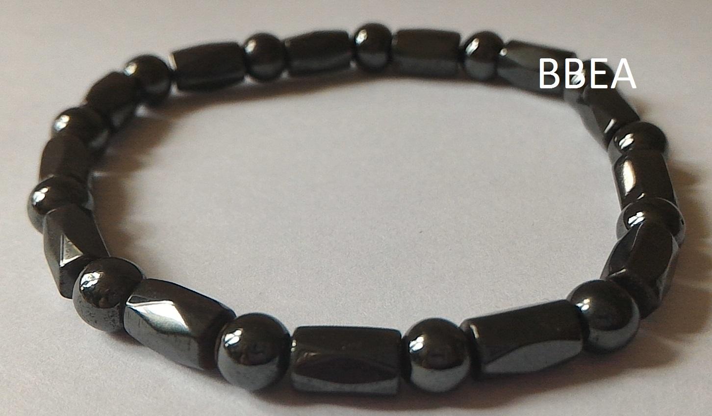 Bracelet hematite 18