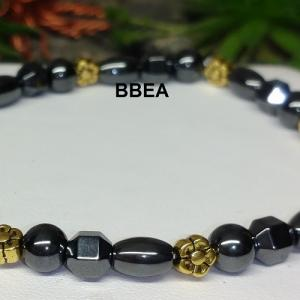 Bracelet hematite 2