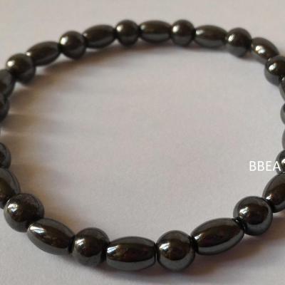 Bracelet hematite 22