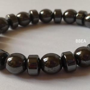 Bracelet hematite 29