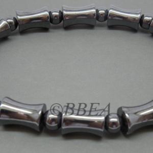 Bracelet hematite 3467