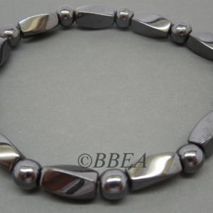 Bracelet hematite 3473