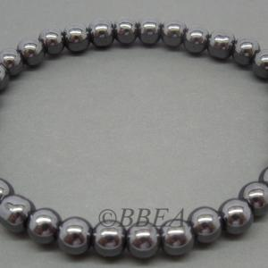 Bracelet hematite 3475