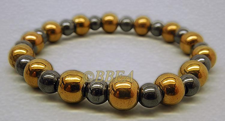Bracelet hematite 3648