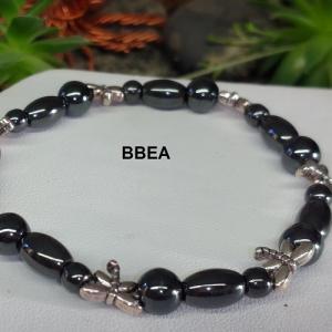 Bracelet hematite 5 4