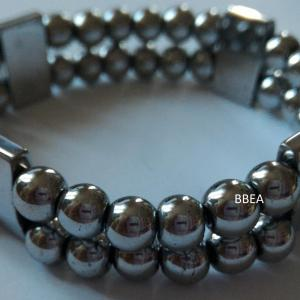 Bracelet hematite 6 1