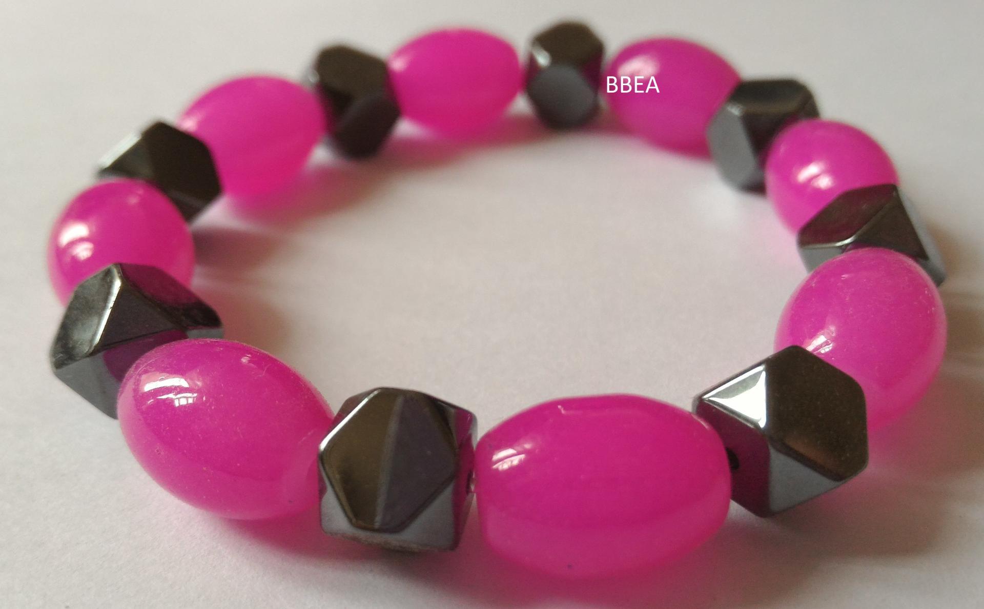 Bracelet hematite 6 2