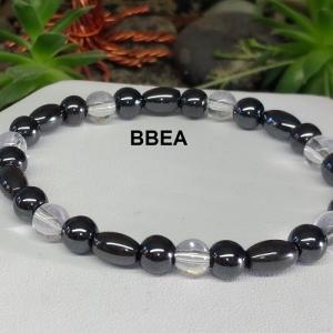 Bracelet hematite 6 4
