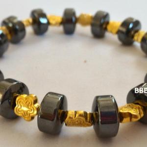 Bracelet hematite 7 2