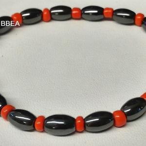 Bracelet hematite 7 3