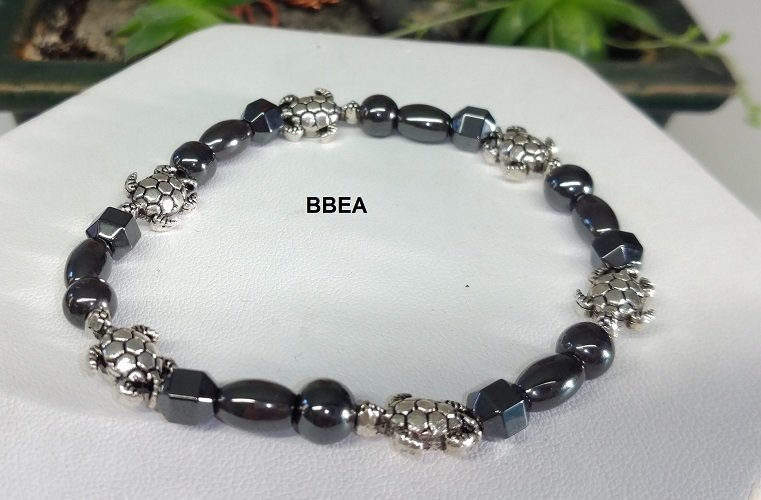 Bracelet hematite 7 5