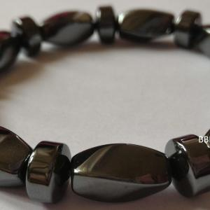 Bracelet hematite 9