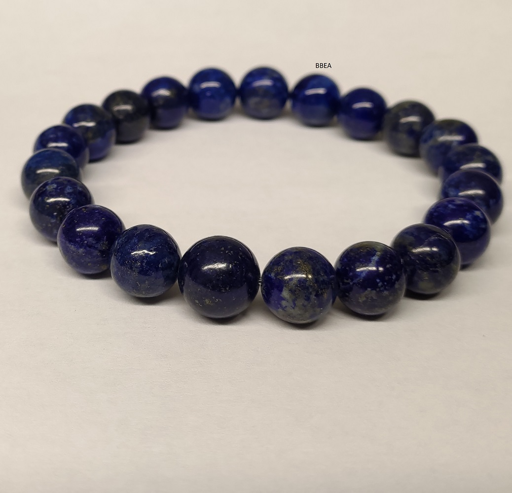 Bracelet homme lapis lazuli 3