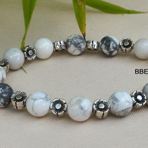 Bracelet howlite 2 2