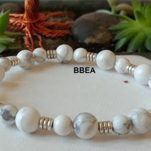 Bracelet howlite 3 2