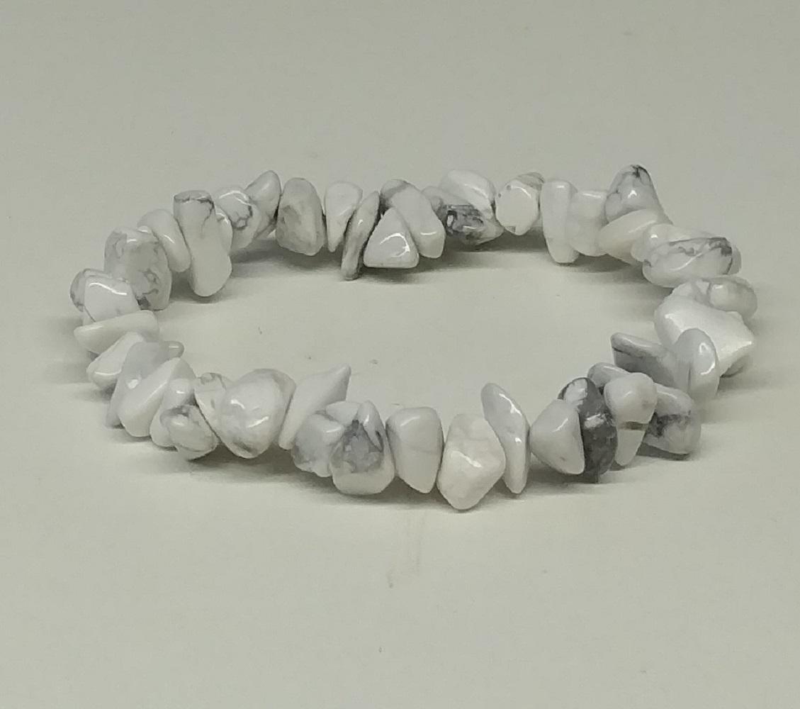 Bracelet howlite 6