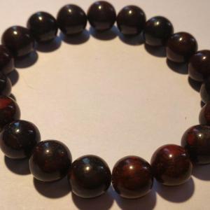 Bracelet jaspe brechia 1