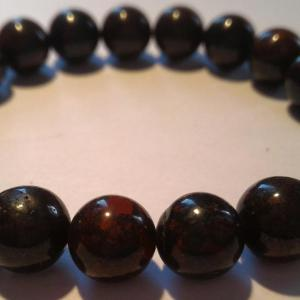Bracelet jaspe brechia 2