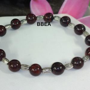 Bracelet jaspe brechia 5