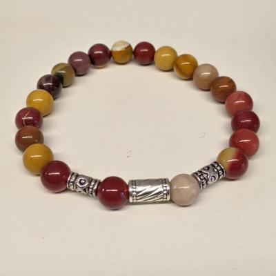 Bracelet jaspe moaite 4