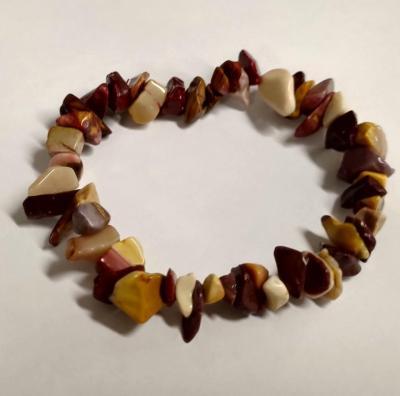 Bracelet jaspe mokaite 2