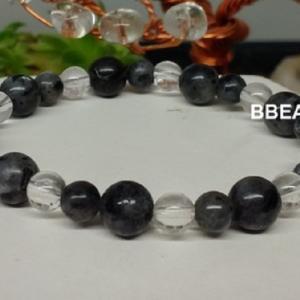 Bracelet labradorite 4