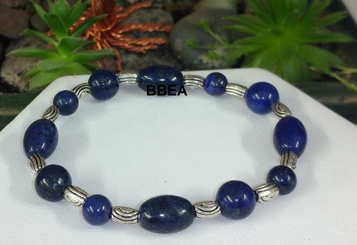 Bracelet lapis lazuli 2 2