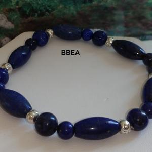 Bracelet lapis lazuli 2 3