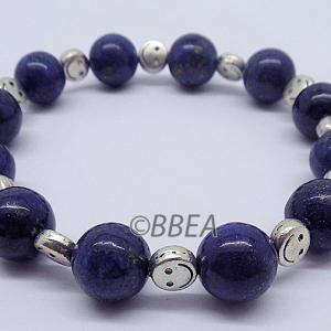 Bracelet lapis lazuli 2839