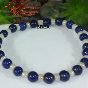 Bracelet lapis lazuli 3 2