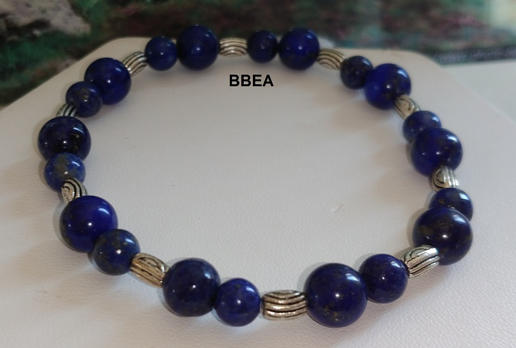 Bracelet lapis lazuli 3 3
