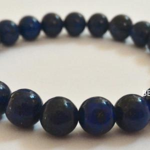 Bracelet lapis lazuli 3