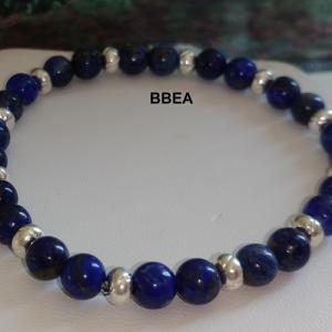 Bracelet lapis lazuli 4 2