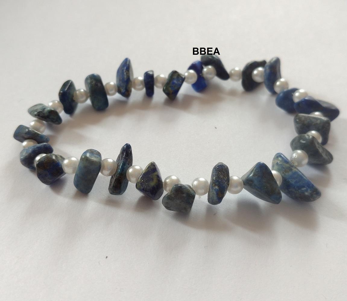 Bracelet lapis lazuli 4 3
