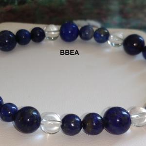 Bracelet lapis lazuli 5 1